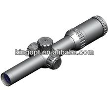 1-4x24 hunting rifle scope, tactical rifle scope, weaver rifle scope