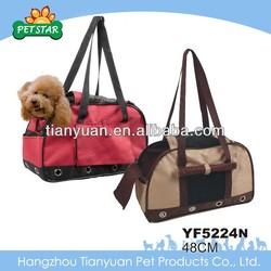 Fashion Convenient Portable Dog Carrier Bag, Soft Sided Pet Carrier,Backpacks Dog Carrier