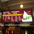 Ee.uu. alimentos lista de precios