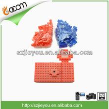 best seller ,J029 Nano Block mini kids effects digital camera