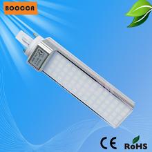 5630 G24 11w led plug light with CE UL rohs