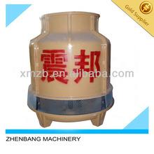 30t PVC fill fiberglass open type Round Cooling Tower PVC & PP