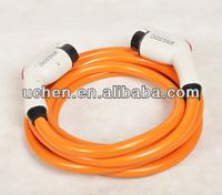 SAE J1772 to IEC 62196 EV charger plug/J1772 to 62196-2 EV charge plug