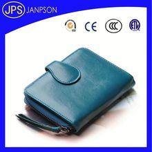 factory supplier leather cigarette case wallet