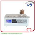 Análisis termogravimétrico( tga) gravímetro térmica