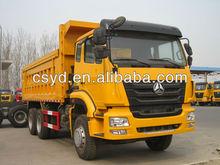 2015 SINOTRUK HOHAN 6*4 Dump Tipper Truck
