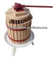 Basket Fruit press