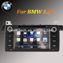 7Inch HD Car GPS NAV System DVD Player for BMW E46