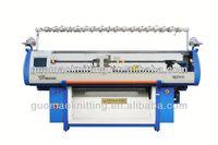 GSJX-2-80 14GG fully jacquard flat knitting machine