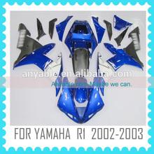 motorcycle fairing kit body kit For YAMAHA R1 2002 2003