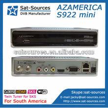 Decoder Nagra3 for South America