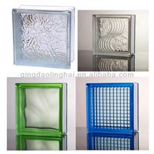 Jinghua glass block
