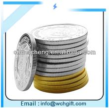 High quality custom silver coin