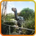 dinosaure 3d réaliste modèle faites main en cuir des animaux