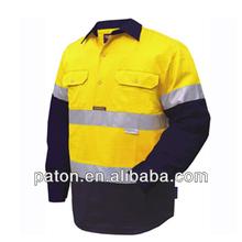 Casaco reflexivo, Reflexiva segurança jaqueta, Venda quente uniforme de trabalho