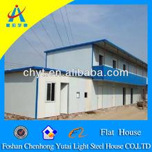 flexible assemble mobile prefabricated house