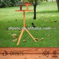 gaiola de madeira para pássaros do amor dfb005