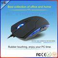 2014 البصرية الجديدة فأرة الكمبيوتر الألعاب الماوس hotsale لأمريكا، iso مصنع الماوس، لعبة الفأر ليونغز