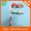 colorful DIY masking tape