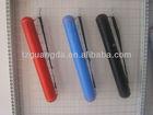 Plastic telescopic tube