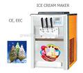 Encimera tipo de máquinas de hacer helados con la bomba de aire