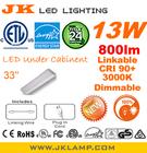 ETL linkable 33 inch dimmable led under cabinet light 13W 800lm 3000K CRI 90+
