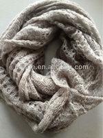 BSCI Ladie's round neck warm scarf/snood