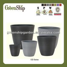 Decorative Garden Round Pot Plant