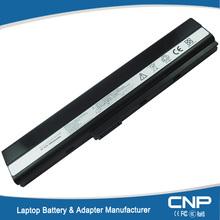 8 Cell 14.4V 4400mAh Laptop Battery for Asus A32-K52 A31-K52 A41-K52 A42-K52 A31-B53 K52L681 A52 K42 Series