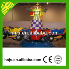 More attractive China machine jumping cars amusement rides