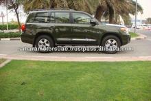 New Cars Toyota Land Cruiser Diesel SUV from Dubai