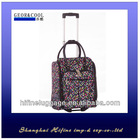 DURABLE NOVELTY LADIES LAPTOP TROLLEY BAG TRAVELLING BAG WITH TROLLEY WITH DOUBLE HANDLES