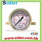 Series 93 All Stainless Steel Liquid Filled Pressure Gauges