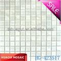 Stile bohemien cristallo delle mattonelle di mosaico di vetro per il bagno/soggiorno