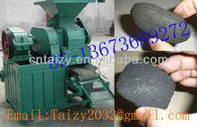 coal and charcoal briquette press machine/briquette machine for charcoal powder