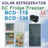 MEILILE BCD-138 DC&Solar Refrigerator Freezer 138L