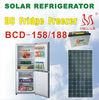 BCD-158 DC&Solar Refrigerator Freezer 158L