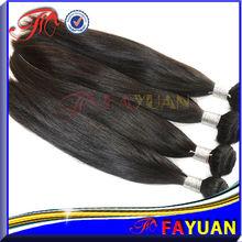 Soft ans smooth 6 A grade straight remy virgin Peruvian hair