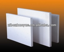 Insulation ceramic fiber board
