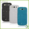 castle patten cell phone back cover case for samsung galaxy S3 i9300
