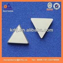 Hard alloy/hard metal (carbide) milling inserts