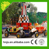 Lovely outside new design kiddie jumping rides car