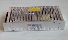 Original Meanwell NES-150-24 150W 24V AC DC power supply