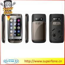 cheap N308 touch mobile phone dual sim card PDA Low price phone