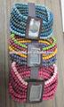 Divers couleur en bois bois de bijoux perle Bracelet meilleur Jewlry pour promotion