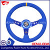 (RC5125SUEDE)Manufacturer of Custom leather Racing Steering Wheel / tuning