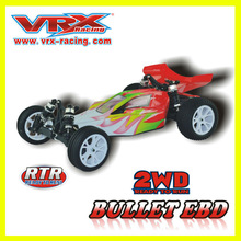 1:10 scale 2WD Brushless battery Power RC Car