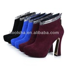 ladies boot cut jeans ladies suede flat boot sex pu lady boots