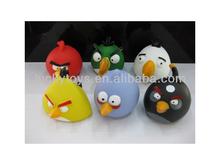 Naughty kids plastic bird baby gift bird piggy bank