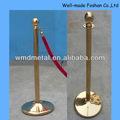 De metal de terciopelo/trenza/twist cuerda candeleros de pasamanos